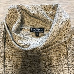 Men's express turtleneck sweater